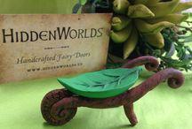 Accessoires Fairy Houses Idées