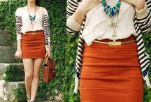 Spring/Summer Clothing  / by Julia DiPasqua
