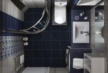 serie JOY - Πρόταση μπάνιου / Τα σχέδια αφορούν μπάνιο σε κατοικία στην Νεοχωρούδα Θεσσαλονίκης. Ο χώρος έχει επενδυθεί με πλακάκια της σειράς JOY διάστασης 20x50cm με γυαλιστερή επιφάνεια ενώ στο δάπεδο τοποθετήθηκε πλακάκι με διάσταση 32x32cm με ΜΑΤ επιφάνεια.