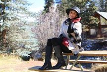 Weekly Special - Casual Outdoor Wear / Keep cozy and warm while looking fabulous.