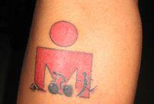 Tattoo ironman