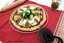 Pizza & tartes