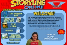 Audiostories websites