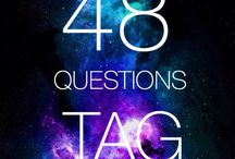 Tag / If you would like to get to know me a little bit better read this tags :)