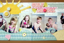 Scrapbooking / Ideas, sketches and inspiration for scrapbooking pages, layouts and projects. / by Marlee Craven
