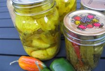 Food preserving / by Cathy Sauls
