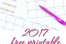 2017 seinäkalenterl