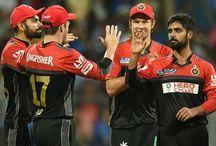 Sunrisers Hyderabad vs Royal Challengers Bangalore Live score,IPL