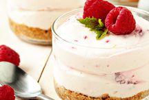 Desserts-taart