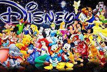 Disney / by Jessica Otting