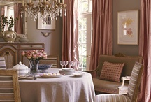 Dining Room Color Ideas / by Kimberly Heim Long