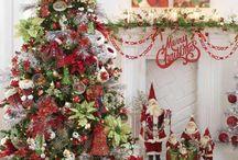 Árboles / Decoración navideña