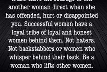 Sororidade <3 Feminismo