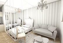 architecte décorateur petits espaces / Découvez les petits espaces aménagé par le décorateur en ligne  Plus de projets ici >>> http://www.e-interiorconcept.com