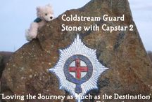 Coldstream Guards / Baxterbear with Coldstream Guards
