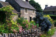 english cottages e altre dimore