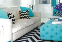 i {DECORATE} - Living Room / This is a collection of DIYs and decor inspiration for the living room!