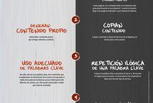 Posicionamiento en buscadores (SEO) / Las mejores infografías de Posicionamiento en buscadores (SEO)