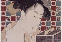 Utamaro Kitagawa