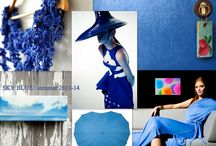 Colour's INSPIRATION! / Colours are my life. Through colours I Think about new fashion trends, I Feel daily life's reality, I Discover the unexpected. Creating colour's collage for me is the key for free spirit imagination. Nice trip to us all!