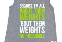Gym wear!