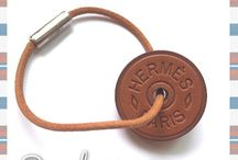 Hermès / Authentic Hermes accessories and small leather goods ...