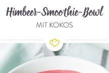 Frühstück/Breakfast- Smoothie- Bowl