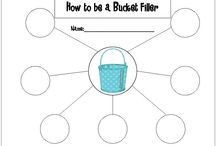 Bucket Fillers and other Charcater Ed Activities