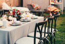 Outdoor Summer Parties