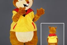 Sport Mascot Costumes / Mascot costumes suitable for sporting events