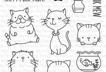 раскраски, забавные рисунки для детей