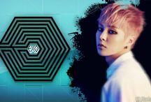 EXO Overdose Desktop Wallpaper
