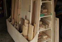 Woodshop / Ideas for my woodshop / by Barbara Ferguson