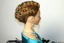 Hair Inspiration / Quick where are my bobby pins?!