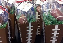 Football goodie bags ideas