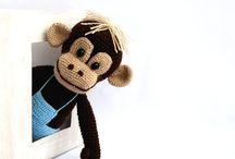 Opičky (monkey)