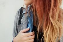 Hair color / by Kailey Douglas