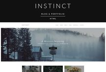 HTML/ CSS Template