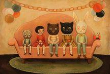 Dollspiration / by Gina Knot