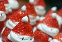 Erdbeer Männchen, Rosen