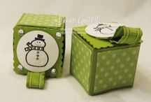 TinyTreat Boxes