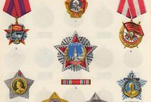 ORDER,MEDAL ,BADGE