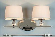 Badkamer lampjes