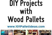 Wood Pallets