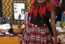 Santa Fe Folk Art / We're proud to be a part of the Santa Fe International Folk Art Market. We showcase beadwork garments and jewelry from the women at the Centre from South Sudan.