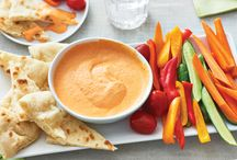 Appetizers / Start the party right with these appy and snack recipe ideas.