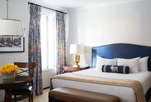 Guest Rooms / The Yale Club offers members and their guests an oasis in the middle of midtown, with comfortable, well-appointed guest rooms for those traveling from near or far.