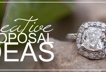 Marriage Proposal Ideas / Our favorite creative marriage proposal ideas.