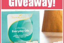 Everyday Essential Oils Collection Giveaway / by Elizabeth Trotter