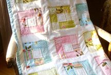 QUILTING / by Lisa Eckland